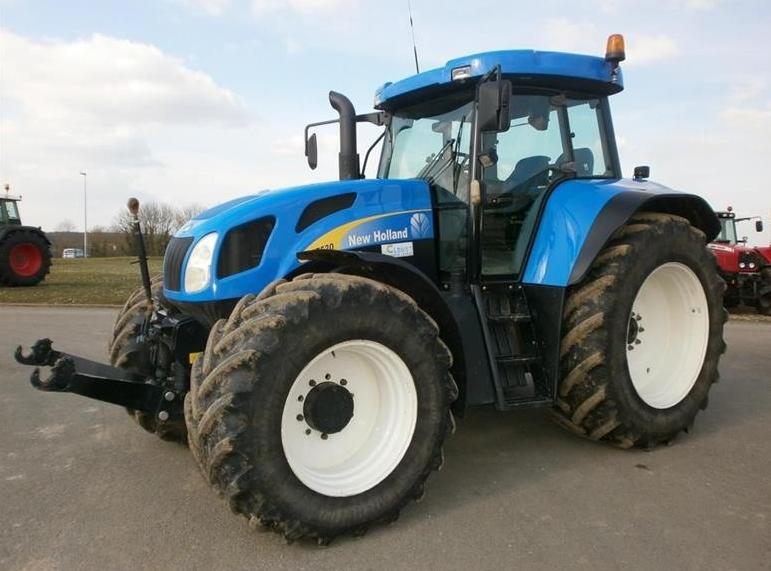 Photo du Tracteurs agricoles T7520