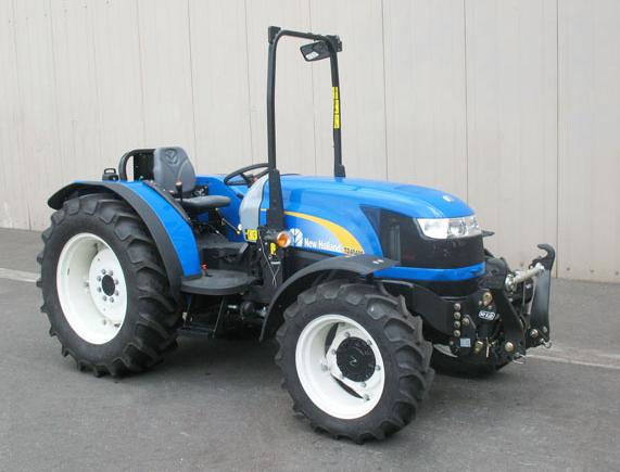Photo du Tracteurs fruitiers TD4040F
