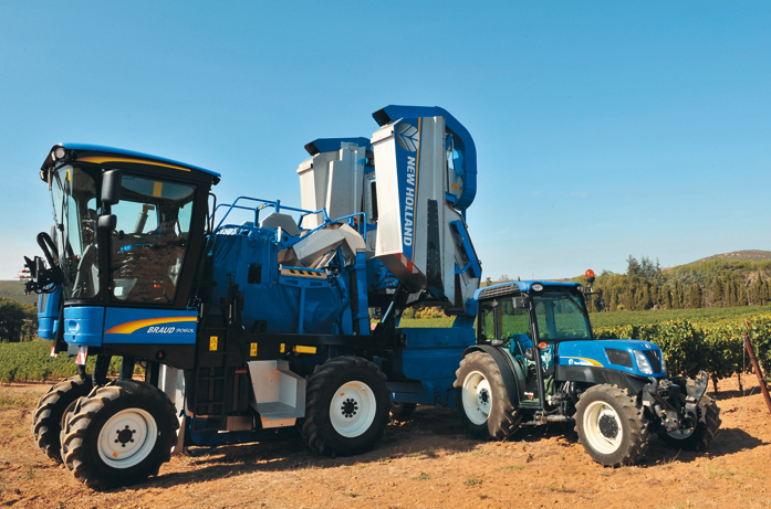 Photo du Tracteurs agricoles BRAUD 9040L