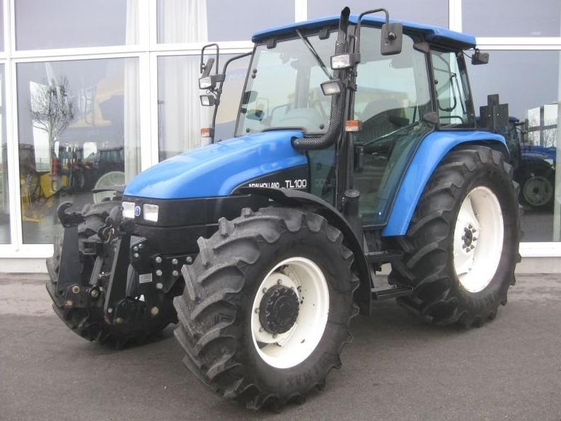 Photo du Tracteurs agricoles TL100 Cabine Dual Command