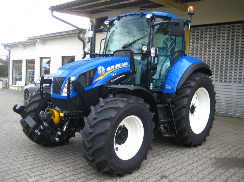 Photo du Tracteurs agricoles T5.115