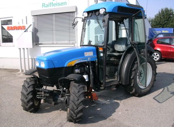 Photo du Autres tracteurs TN 70 NA