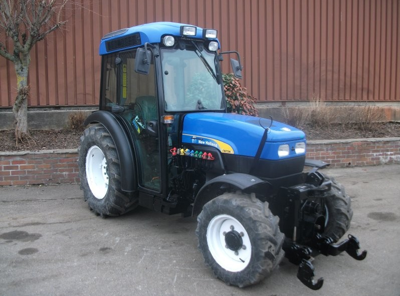 Photo du Tracteurs vignerons TN70VA