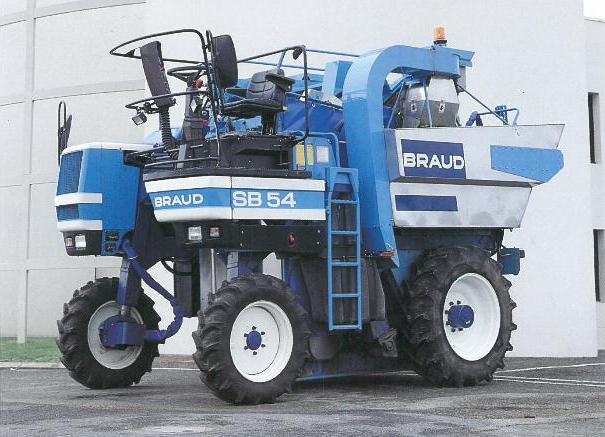 Photo du Tracteurs agricoles SB 52