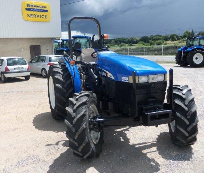 Photo du Tracteurs agricoles TN 55