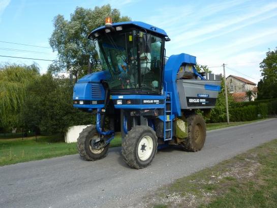 Photo du Tracteurs agricoles SB 56