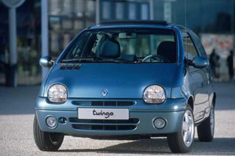 Photo du Berlines, coupés... Twingo III