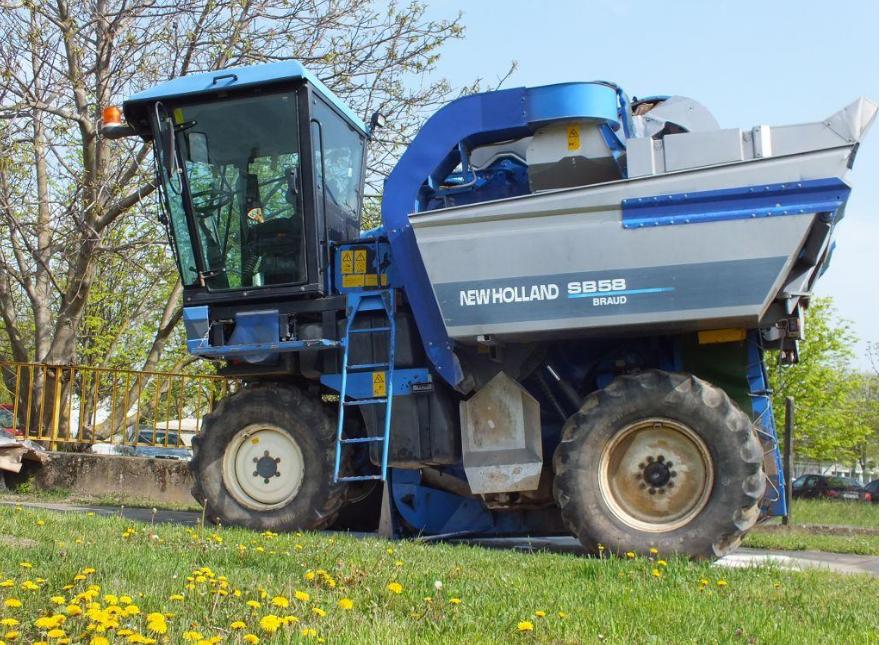 Photo du Tracteurs agricoles SB 58-101