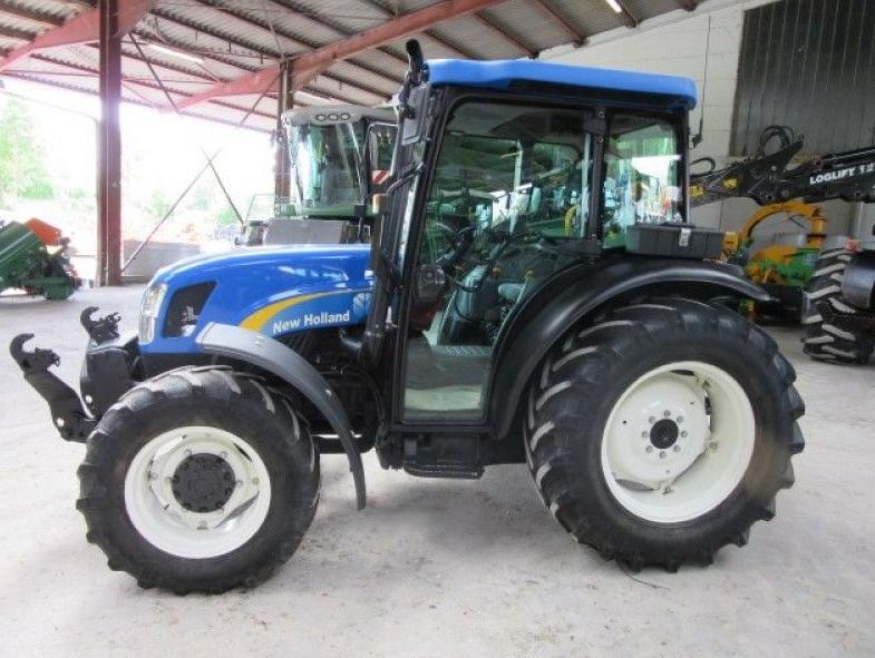 Photo du Tracteurs agricoles TN 70 DA