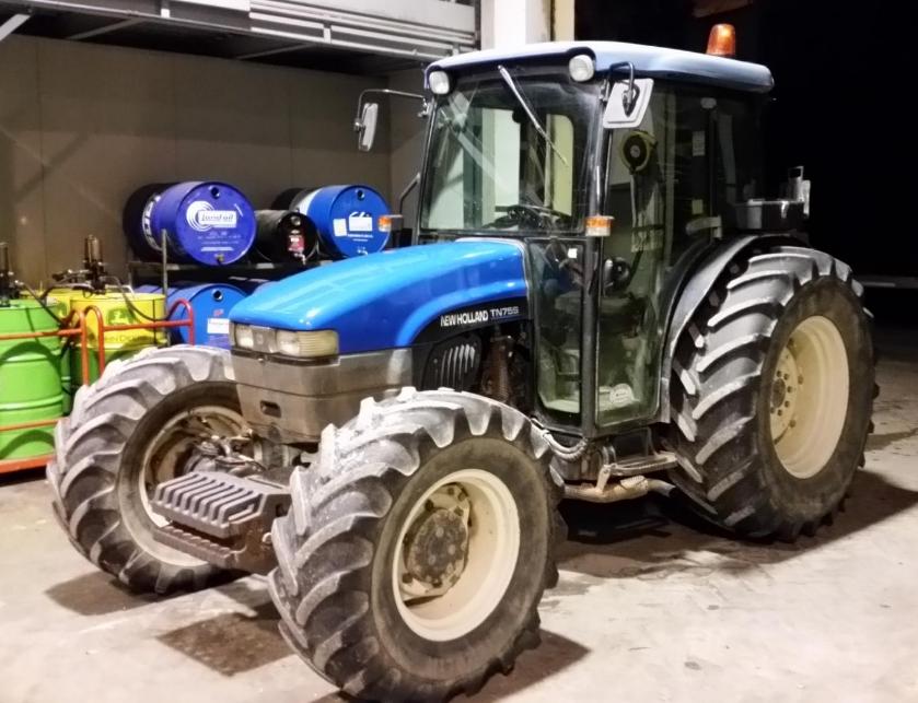 Photo du Tracteurs agricoles TN 75