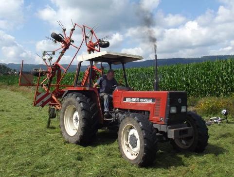 Photo du Tracteurs agricoles 65-66 S Cadre