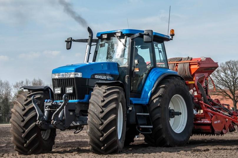 Photo du Tracteurs agricoles 8770A