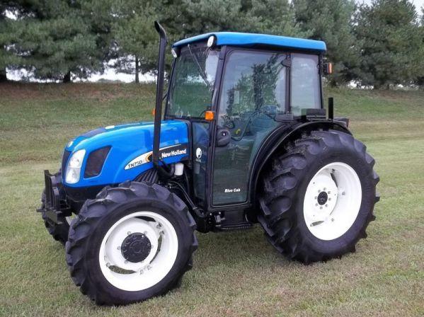Photo du Tracteurs agricoles TN 75 DA