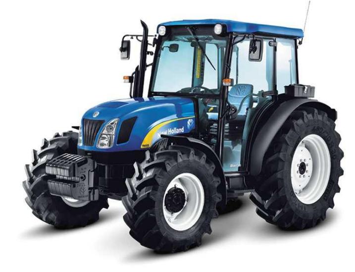 Photo du Tracteurs agricoles TN 95 DA
