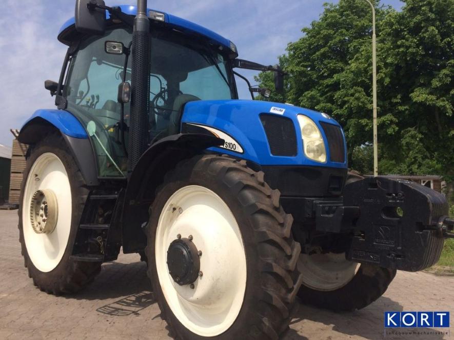 Photo du Tracteurs agricoles TS 100A Plus