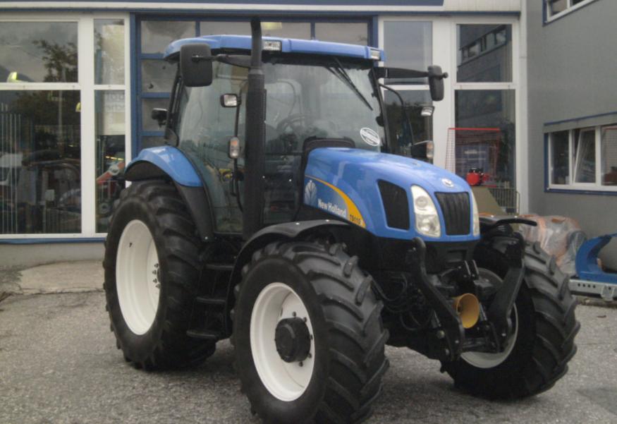 Photo du Tracteurs agricoles TS110A Electro Command