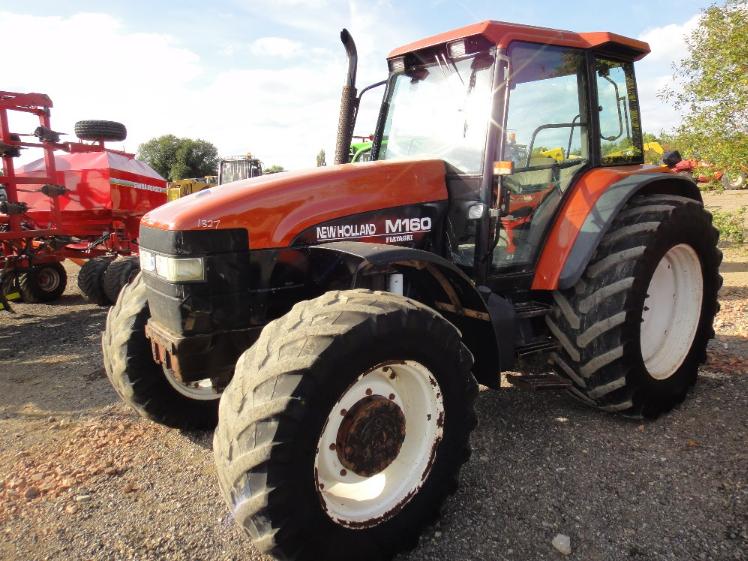 Photo du Tracteurs agricoles M160 / 8560 Range Command