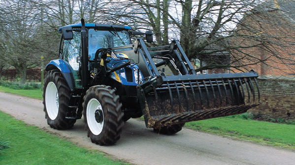 Photo du Tracteurs agricoles TS115A Delta
