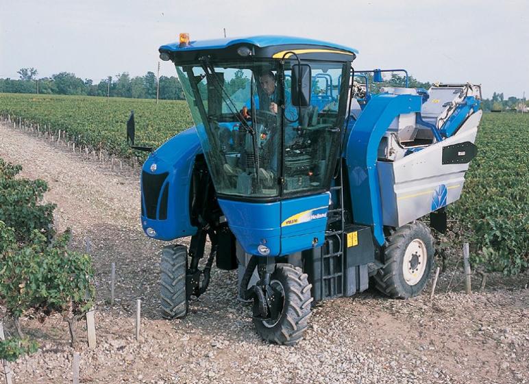 Photo du Tracteurs agricoles VL 540