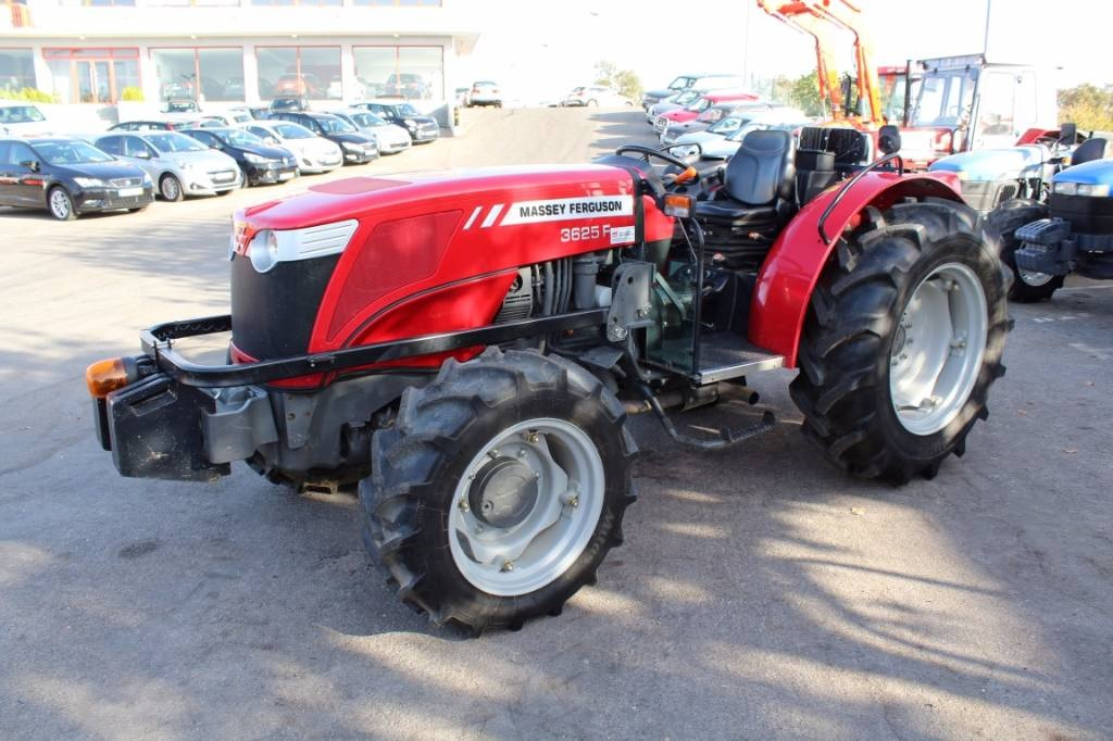 Photo du Tracteurs fruitiers MF 3625 F