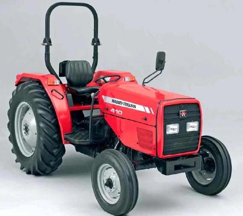Photo du Tracteurs agricoles MF 410