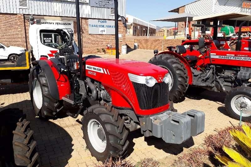 Photo du Tracteurs fruitiers MF 3625 GE