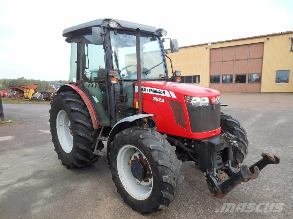 Photo du Tracteurs fruitiers MF 3625 S