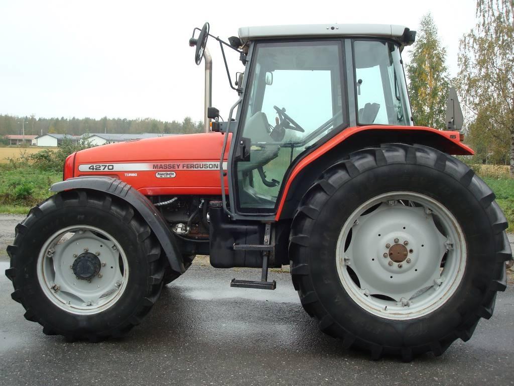Photo du Tracteurs agricoles MF 4270 Luxe