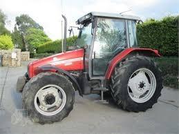 Photo du Tracteurs agricoles MF 4320 Confort Capot Plongeant