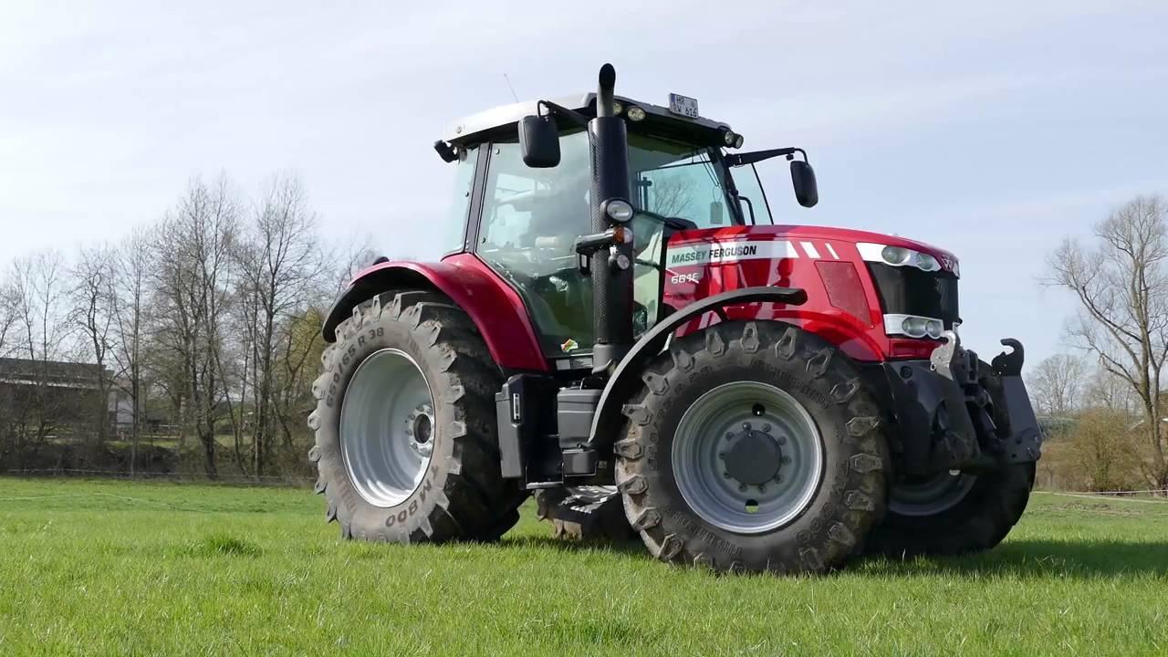 Photo du Tracteurs agricoles MF 6616 VT