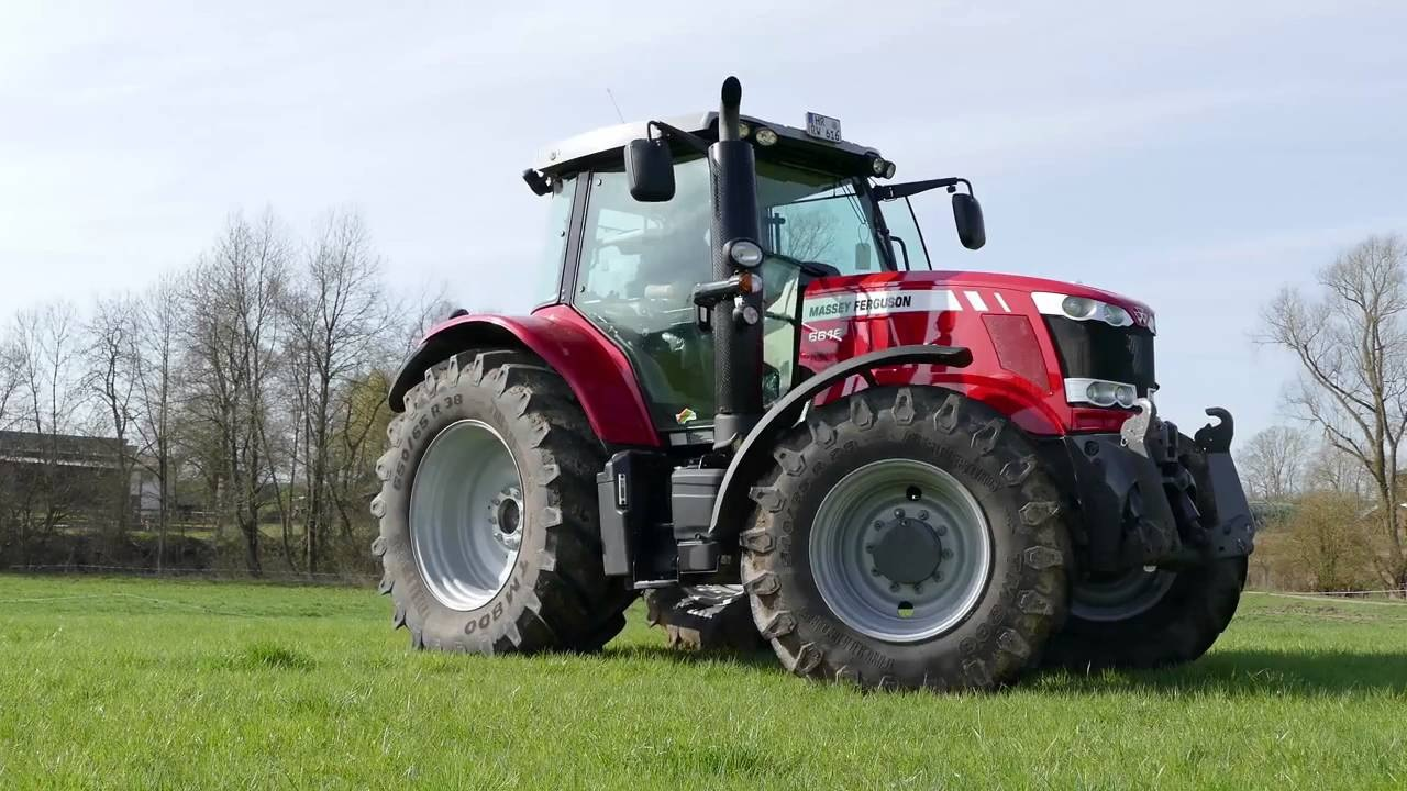 Photo du Tracteurs agricoles MF 6616 VT