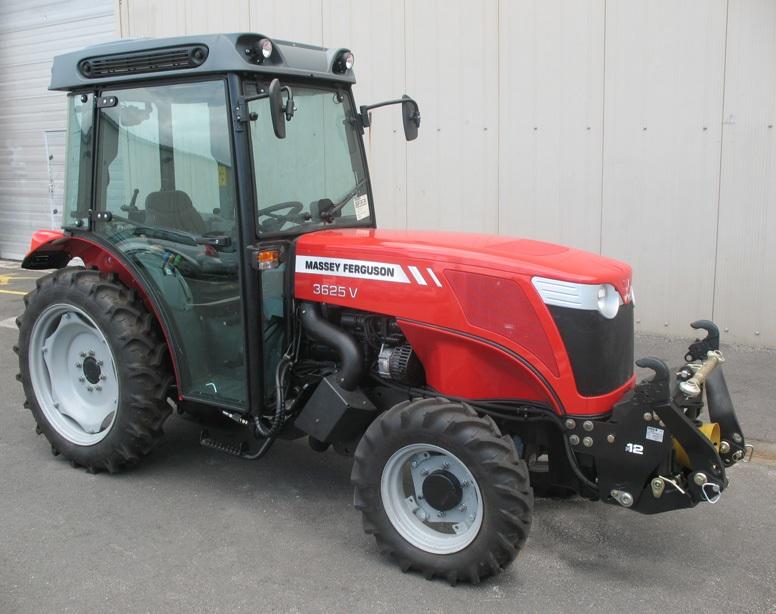 Photo du Tracteurs agricoles MF 3625 V