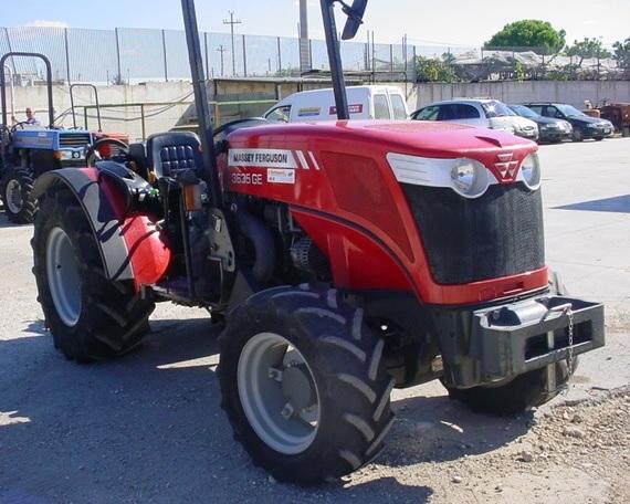 Photo du Tracteurs fruitiers MF 3635 GE