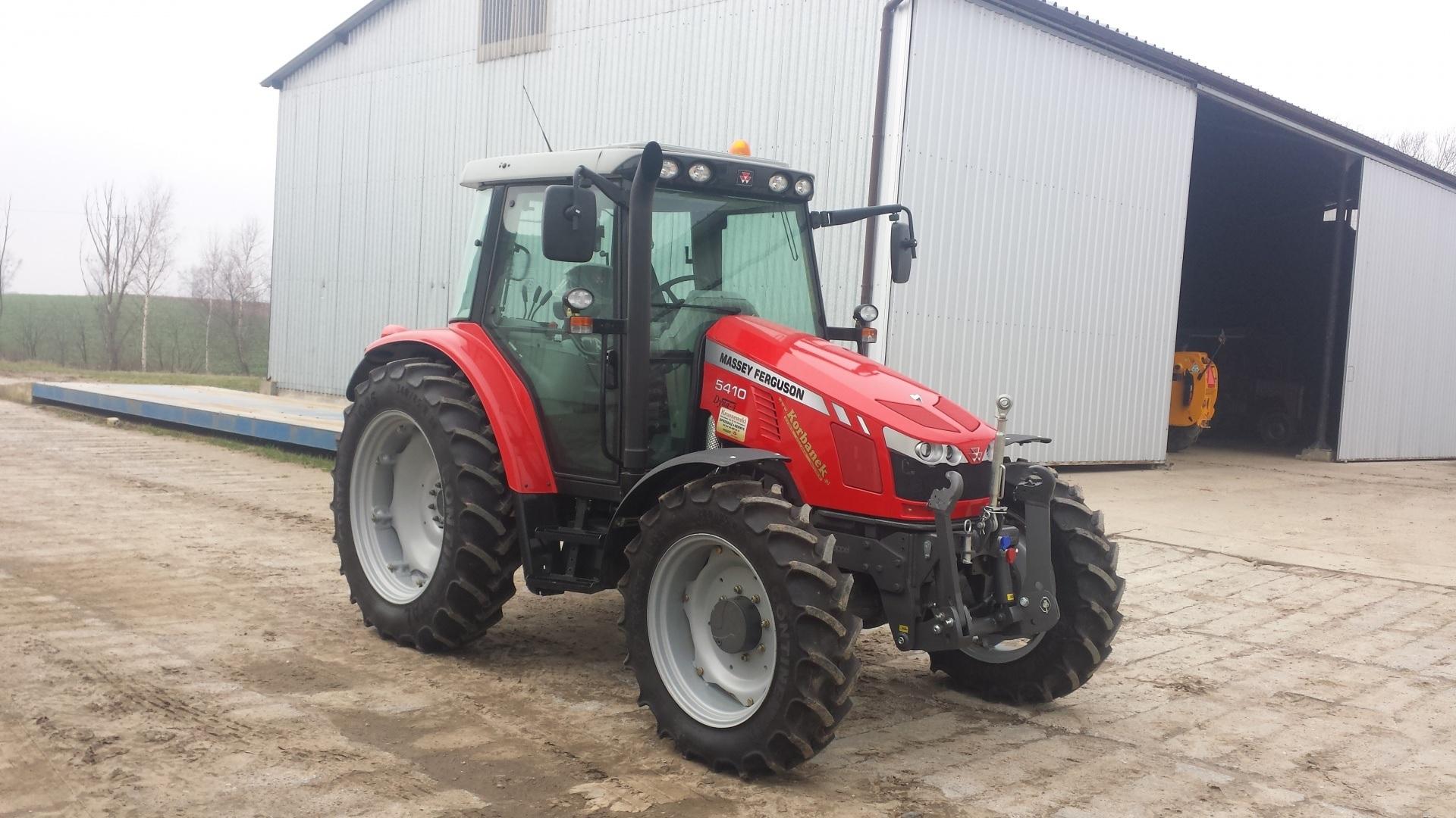 Photo du Tracteurs agricoles MF 5410