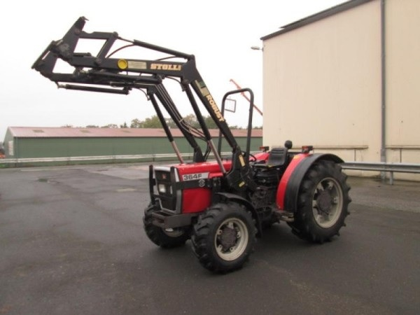 Photo du Tracteurs fruitiers MF 364 F