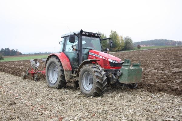 Photo du Tracteurs agricoles MF 5440