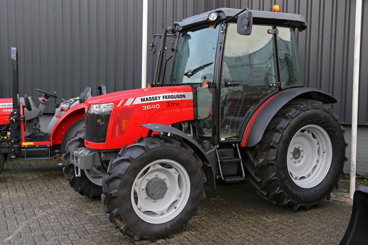 Photo du Tracteurs fruitiers MF 3640 F XTra