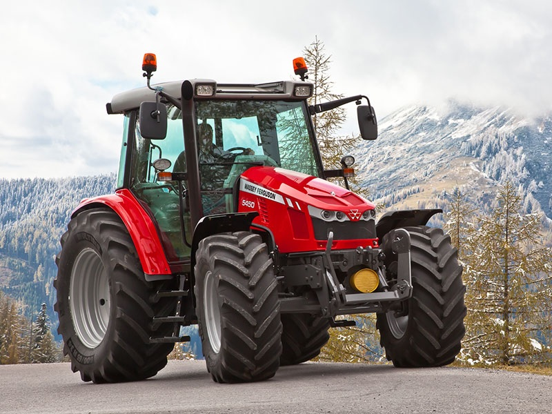 Photo du Tracteurs agricoles MF 5450