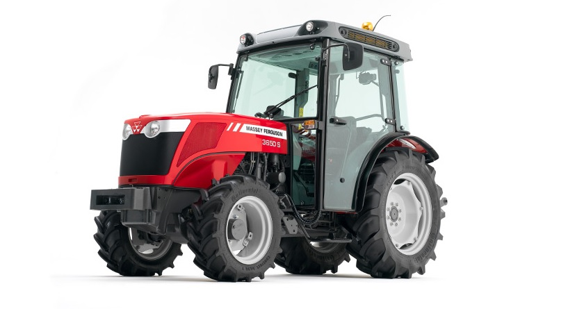 Photo du Tracteurs fruitiers MF 3640 S XTra