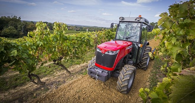 Photo du Tracteurs agricoles MF 3640 V XTra