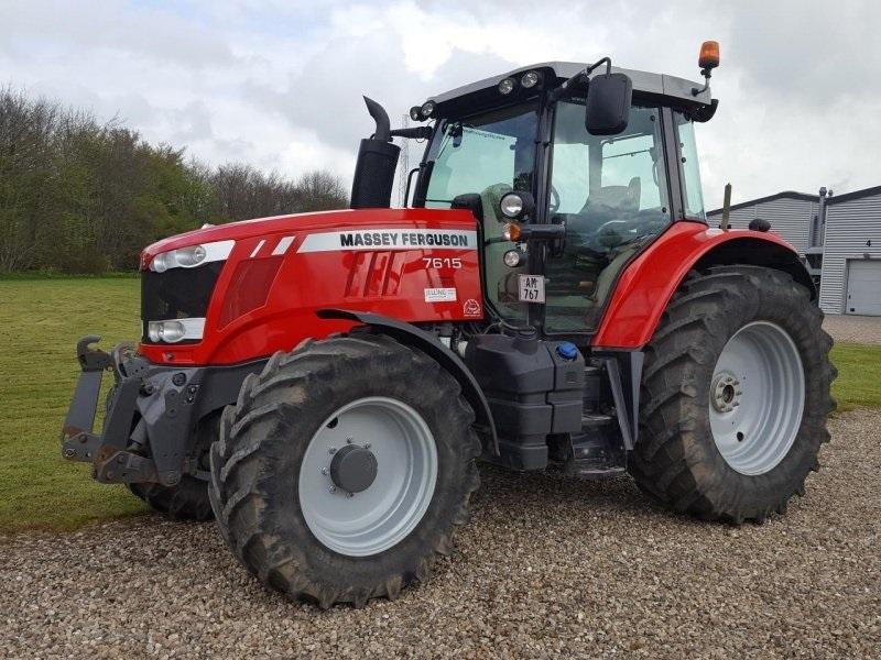 Photo du Tracteurs agricoles MF 7615 Dyna-6
