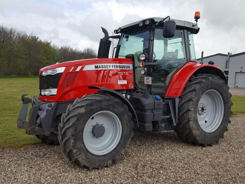 Photo du Tracteurs agricoles MF 7615 Dyna-6