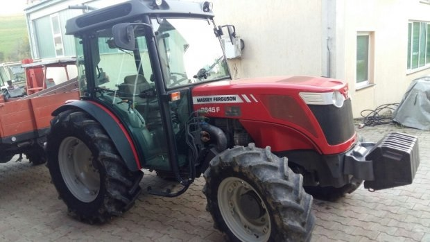 Photo du Tracteurs fruitiers MF 3645 F