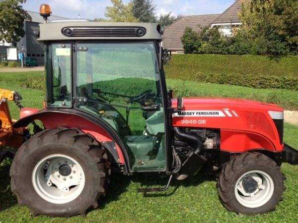 Photo du Tracteurs fruitiers MF 3645 GE
