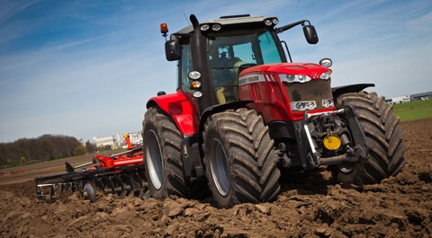 Photo du Tracteurs agricoles MF 7618 Dyna-6