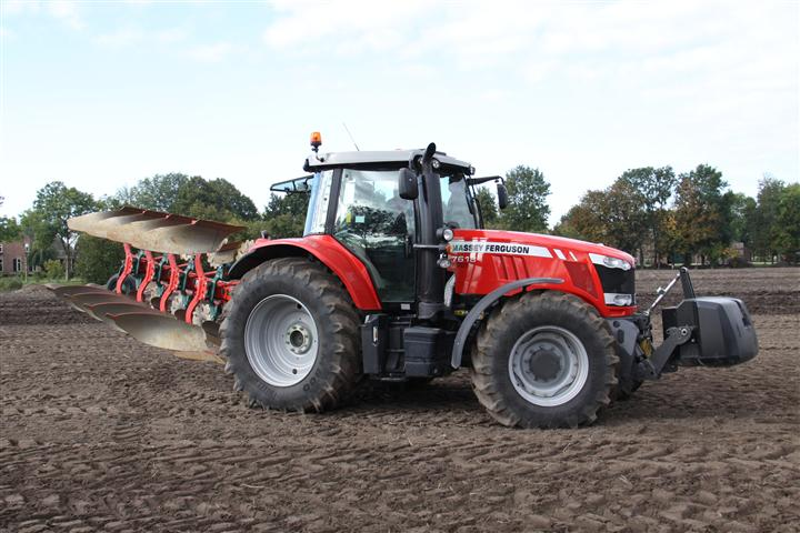Photo du Tracteurs agricoles MF 7618 Dyna-VT