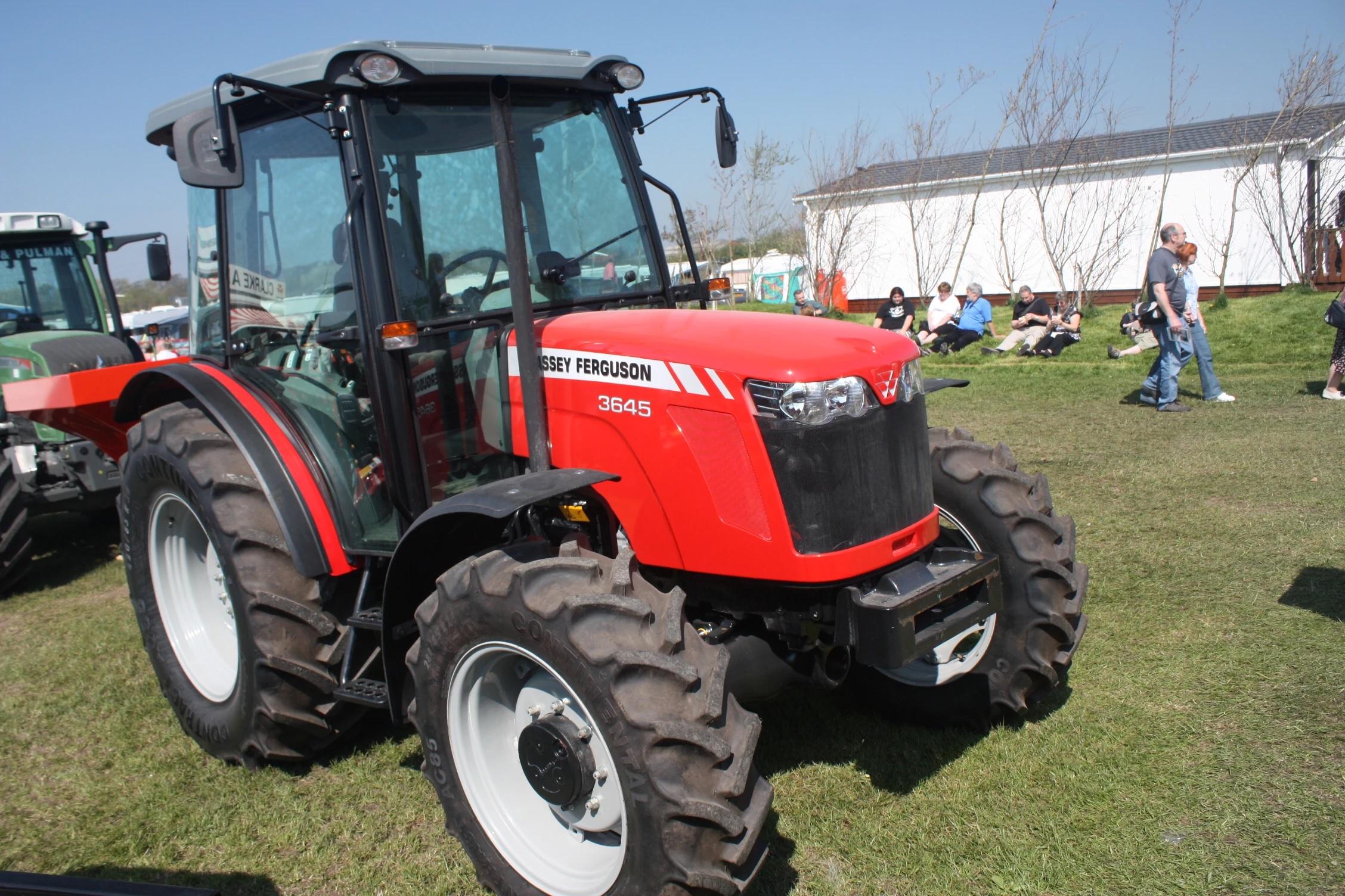 Photo du Tracteurs agricoles MF 3645 V | S | F
