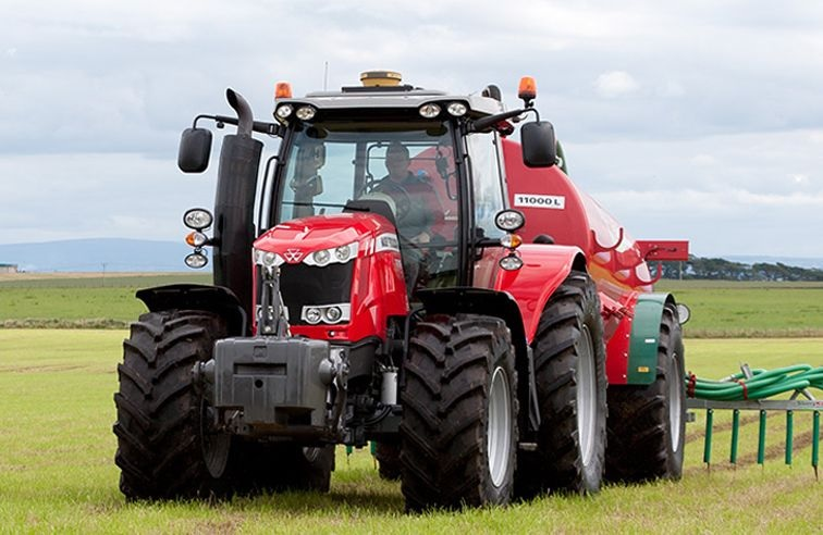 Photo du Tracteurs agricoles MF 7620 Dyna-6