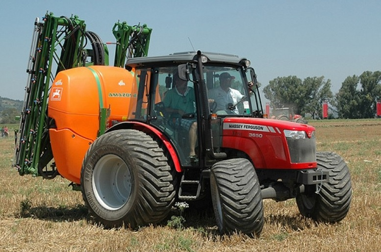 Photo du Tracteurs fruitiers MF 3650 S XTra