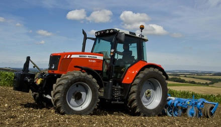Photo du Tracteurs agricoles MF 5480